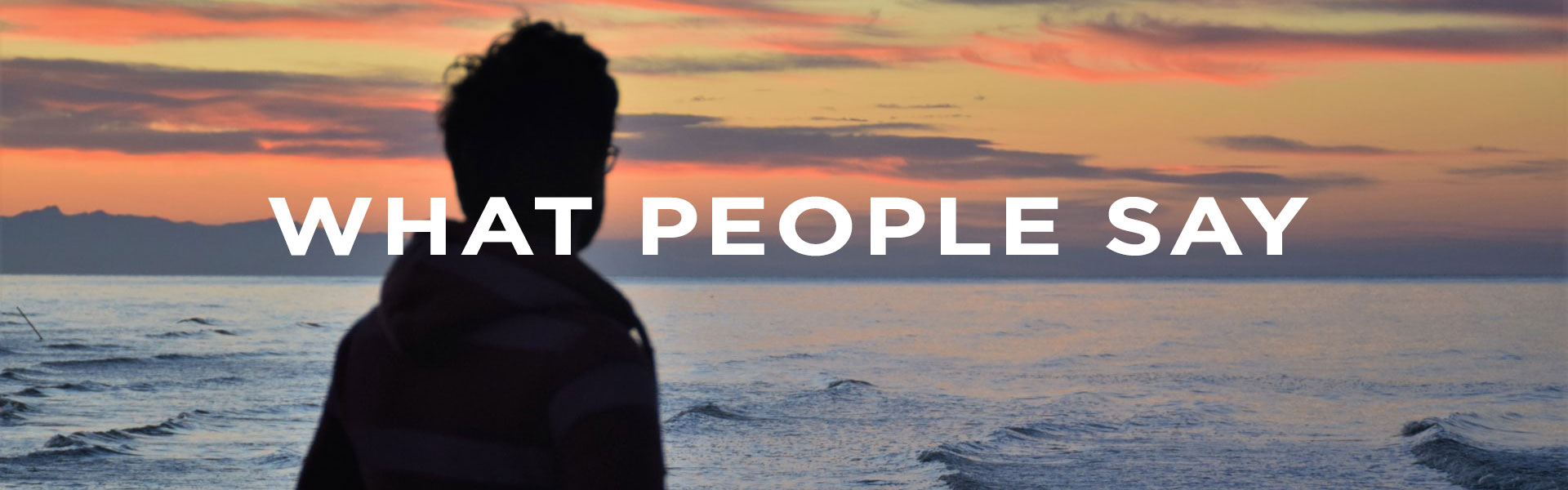 What People Say